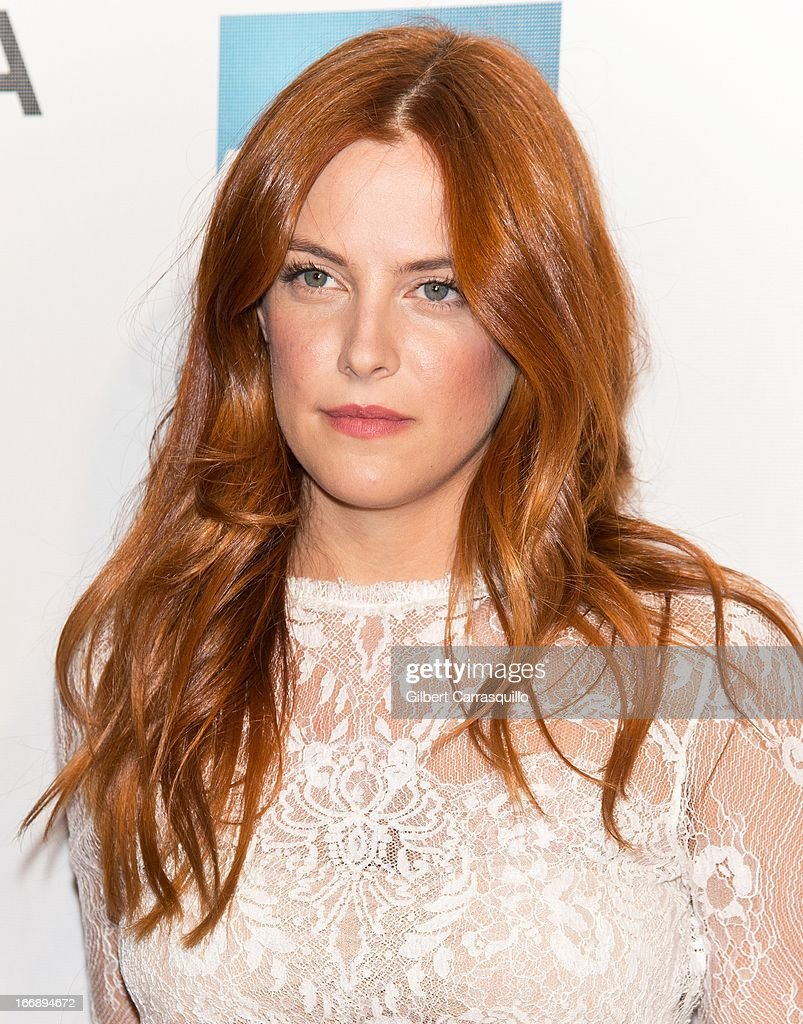 Elvis Presley's granddaughter actress/model Riley Keough attends the 'Mistaken for Strangers premiere during the opening night of the 2013 Tribeca Film Festival at BMCC Tribeca PAC on April 17, 2013 in New York City.