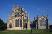 Ely cathedral Cambdridgeshire United Kingdom