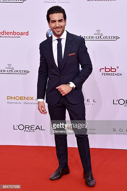 Elyas M'Barek attends the Lola German Film Award on May 27 2016 in Berlin Germany