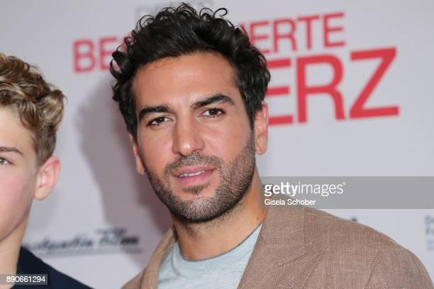 Elyas M'Barek during the 'Dieses bescheuerte Herz' premiere at Mathaeser Filmpalast on December 11 2017 in Munich Germany
