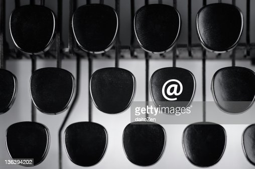 Email symbol : Stock Photo