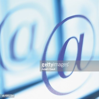 E-mail Symbol : Stock Photo
