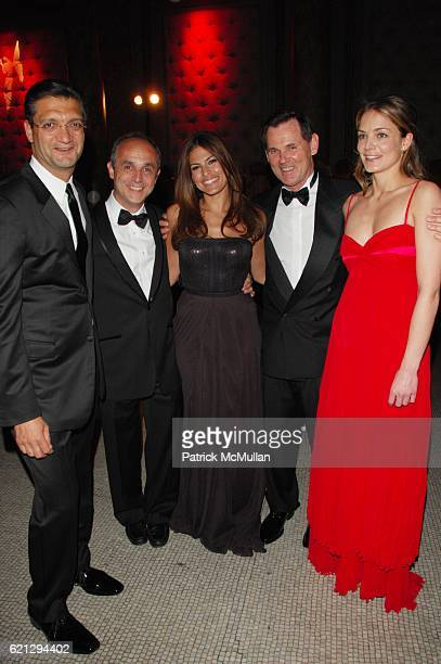 Emanuel Chirico guest Eva Mendes Bernd Beetz and Katharina Harf attend The 2nd Annual DKMS LINKED AGAINST LEUKEMIA Gala Red Carpet Arrivals at...