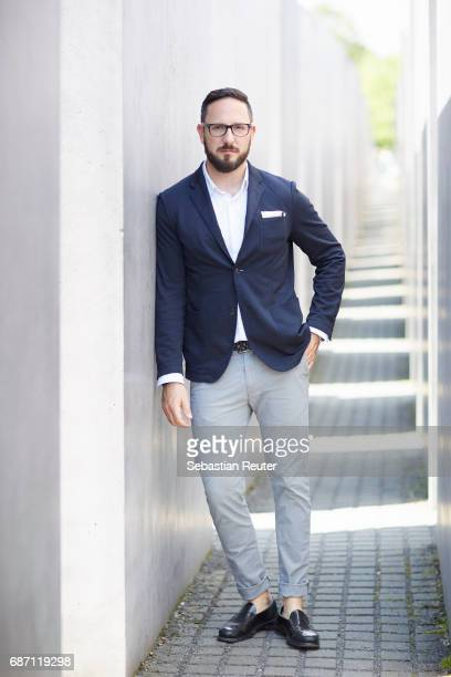 Emanuel Rotstein Director Production HISTORY Germany is seen on set during the shooting of the new documentary series 'Guardians of Heritage Hueter...