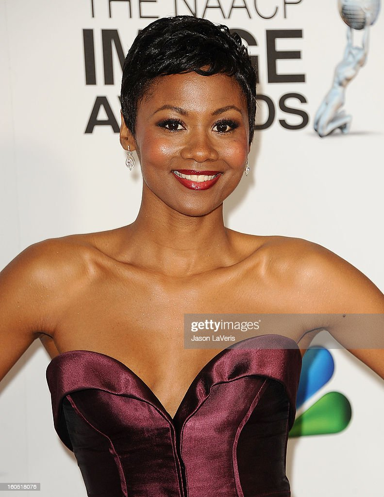 <a gi-track='captionPersonalityLinkClicked' href=/galleries/search?phrase=Emayatzy+Corinealdi&family=editorial&specificpeople=7068358 ng-click='$event.stopPropagation()'>Emayatzy Corinealdi</a> attends the 44th NAACP Image Awards at The Shrine Auditorium on February 1, 2013 in Los Angeles, California.