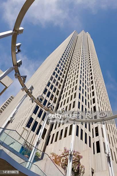 Embarcadero Centre in San Francisco, California, United States of America, North America
