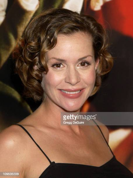 Embeth Davidtz during 'The Emperor's Club' Premiere Los Angeles at Academy Theatre in Beverly Hills California United States