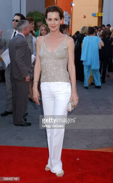 Embeth Davidtz during 'Van Helsing' Los Angeles Premiere Arrivals at Universal Amphitheatre in Universal City California United States