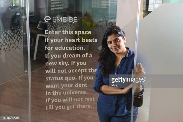 Embibes CEO Aditi Avasthi photographed at her office She is a former Tata Consultancy Services and Barclays executive who holds an MBA from the...