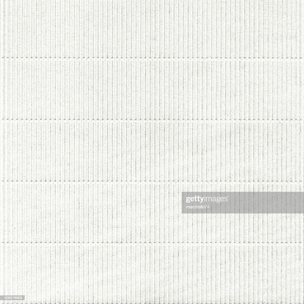 Embossed white paper with pattern : Stockfoto