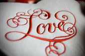 Embroidered Love