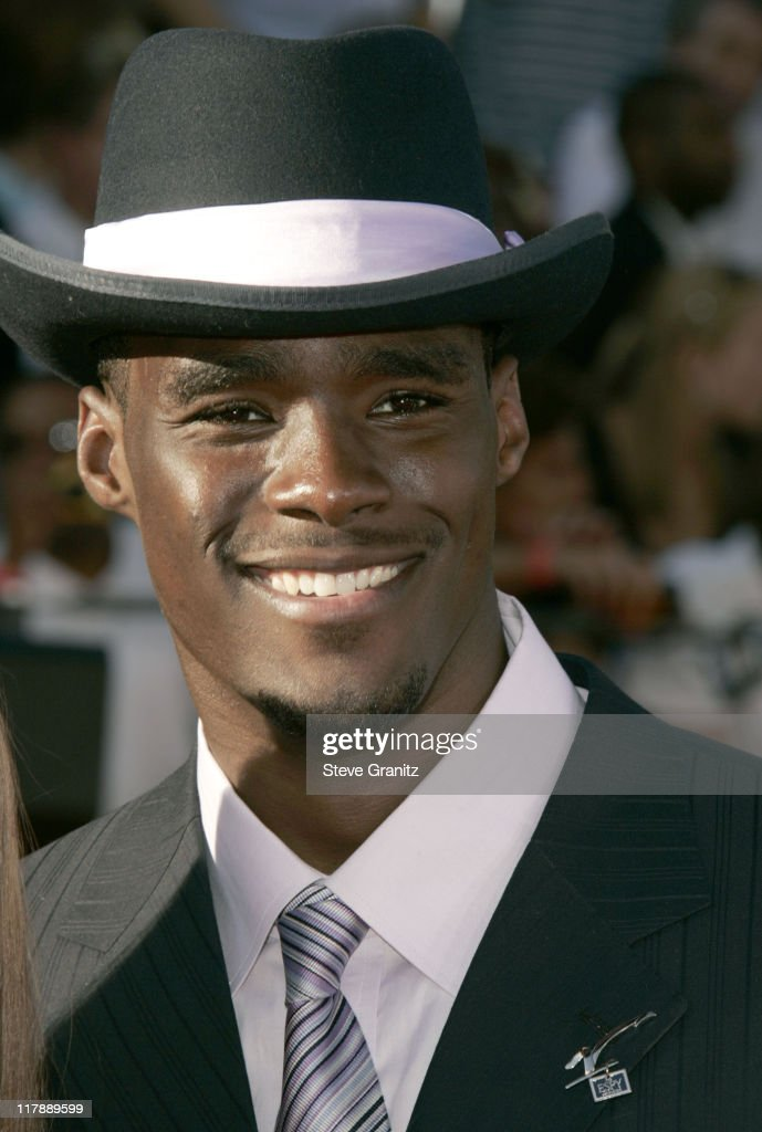 Emeka Okafor during 2004 ESPY Awards Arrivals at Kodak Theatre in Hollywood California United States
