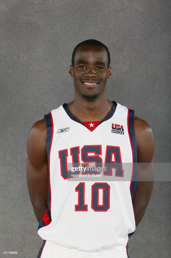 USA Men's Basketball Portraits