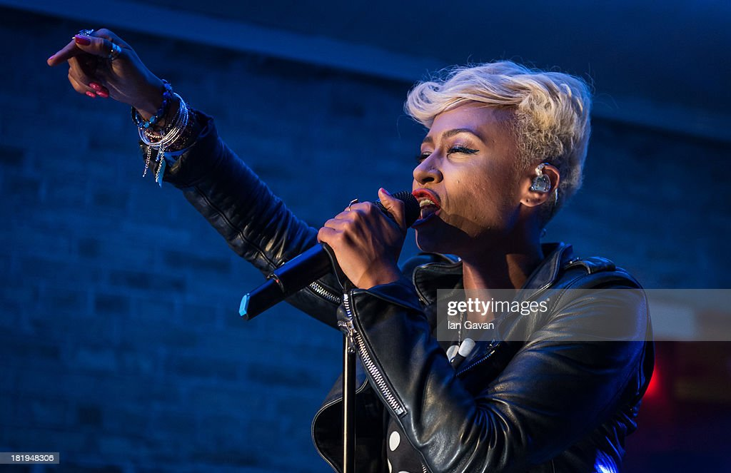 Emeli Sande performs at the Dakota as part of the fifth annual Arthur's Day celebrations on September 26, 2013 in Dublin, Ireland. Arthur's Day sees fans come together to experience live music and cultural events in over 500 pubs around Ireland. This year Arthur's Day will spread beyond music to support, promote and showcase Ireland's innovators, artists, poets, writers and culinary experts. It promises to be an extraordinary night, featuring performances from hundreds of home grown acts, rising stars and other internationally renowned artists such as, The Script, James Vincent McMorrow, The Original Rudeboys, Girl Band, Bouts, Le Galaxie, Ham Sandwich, Daley, Manic Street Preachers, Emeli Sande, Janelle Monae, Biffy Clyro, Kodaline, Iggy Azalea and the legendary Bobby Womack. For more information visit www.guinness.com or www.facebook.com/Guinnessireland
