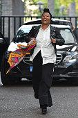 London Celebrity Sightings -  September 20, 2017