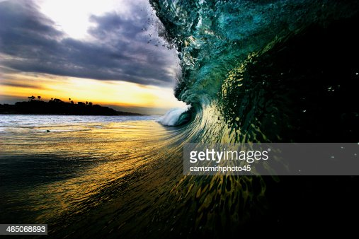 Emerald Gold. : Stock Photo