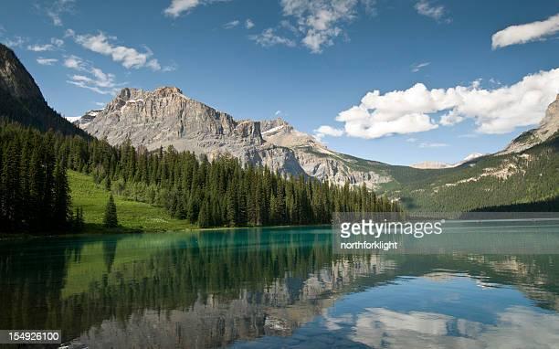 Emerald Lake Reflektionen