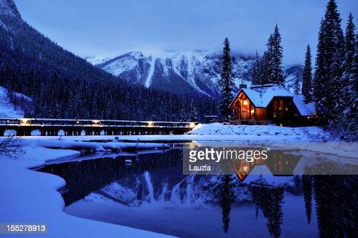 Emerald Lake Resort Entrance