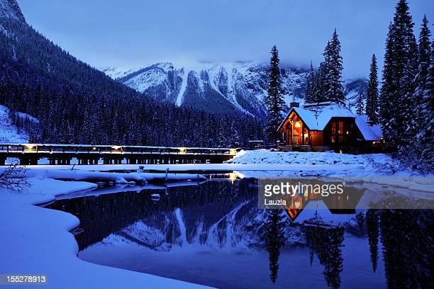 Emerald Lake Resort Eingang