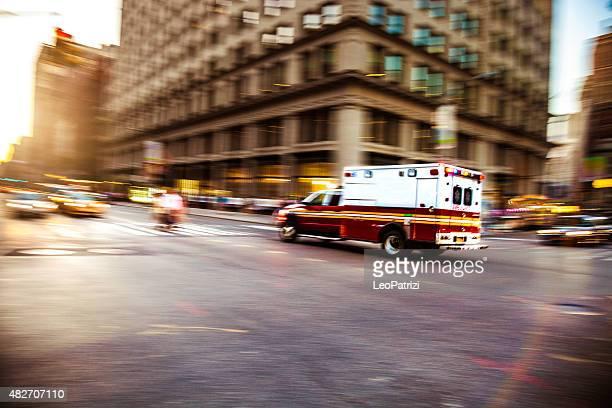 Urgence dans le centre-ville