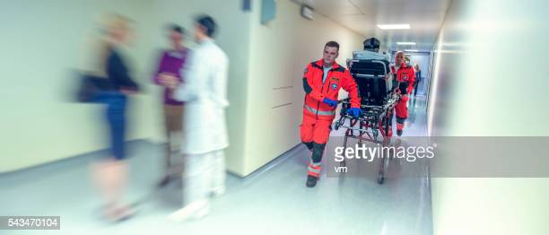 Emergency in hospital