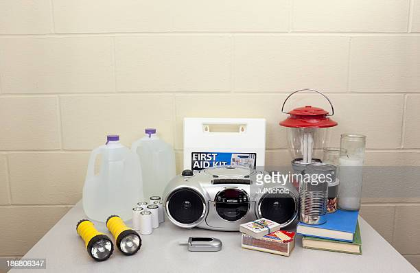 Emergency or Blackout Supplies