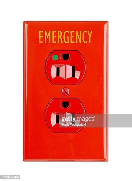 Emergency outlet