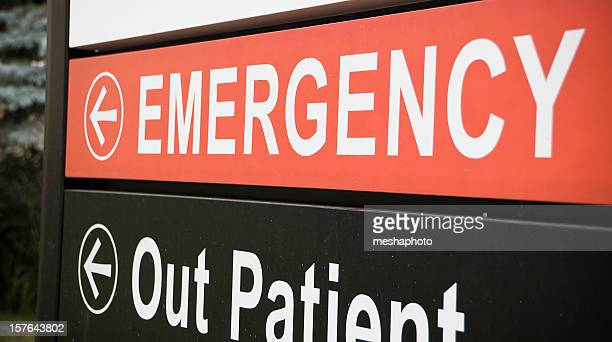 Emergency Room This Way