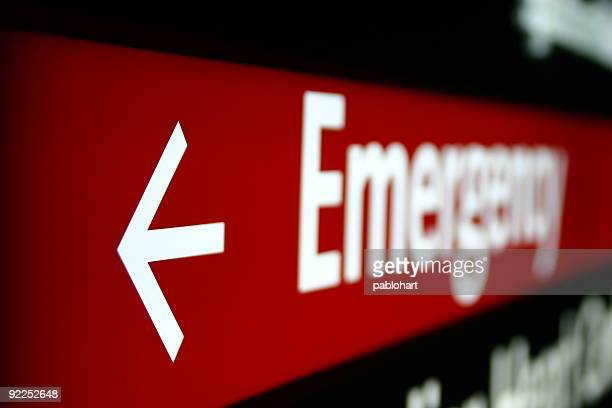 Emergency Sign 2