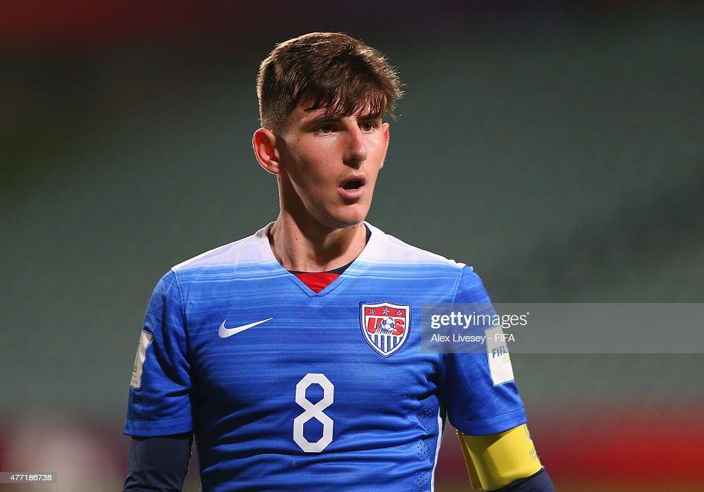 USA v Serbia: Quarter Final - FIFA U-20 World Cup New Zealand 2015