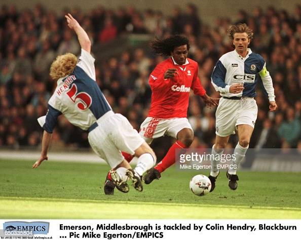 emerson-middlesbrough-is-tackled-by-colin-hendry-blackburn-picture-id650335804?s=594x594