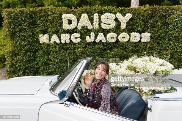 Emi Renata Sakamoto attends Marc Jacobs Fragrances and Kaia Gerber Celebrate DAISY on May 9 2017 in Beverly Hills California