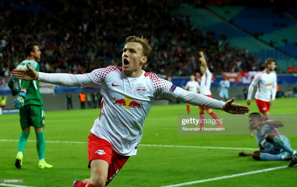 RB Leipzig v AS Monaco - UEFA Champions League