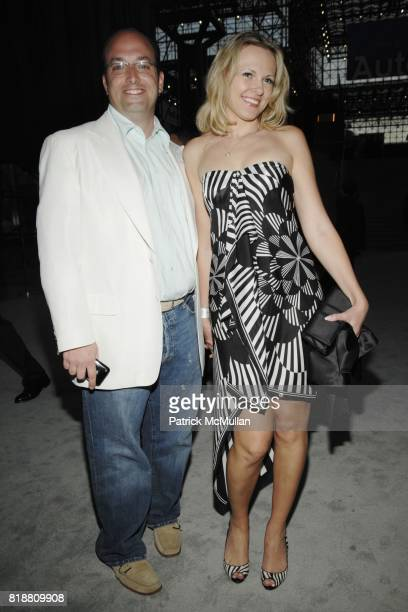 Emil Rensing and Yuliya Reda attend EAST SIDE HOUSE SETTLEMENT Gala Preview of the 2010 NEW YORK INTERNATIONAL AUTO SHOW at Javits Center on April 1...