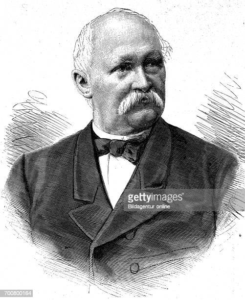 Emil Welti 23 April 1825 Bad Zurzach Aargau 24 February 1899 was a Swiss politician and member of the Swiss Federal Council Woodcut from 1892