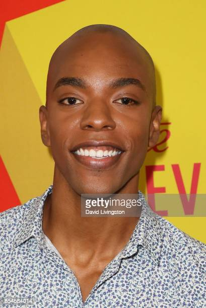 Emile Ennis Jr attends the 7th Annual 2017 Streamy Awards at The Beverly Hilton Hotel on September 26 2017 in Beverly Hills California