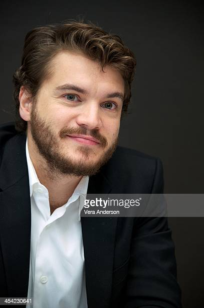Emile Hirsch at the 'Lone Survivor' Press Conference at Mandarin Oriental Hotel on December 6 2013 in New York City