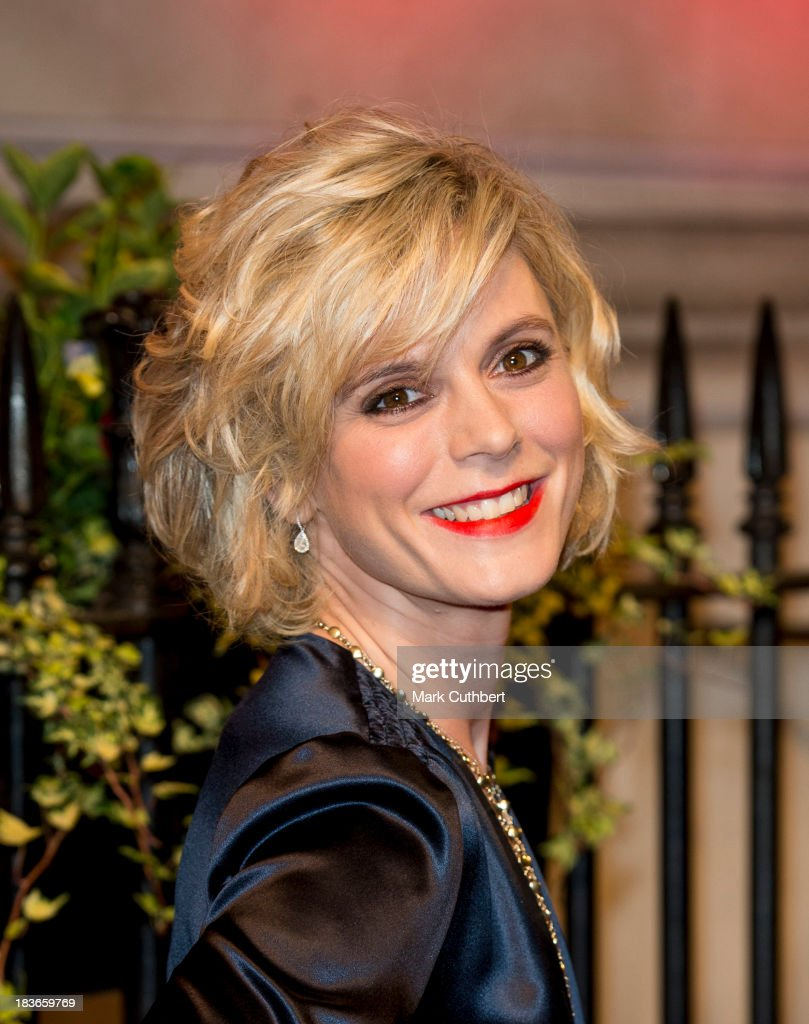 <a gi-track='captionPersonalityLinkClicked' href=/galleries/search?phrase=Emilia+Fox&family=editorial&specificpeople=210768 ng-click='$event.stopPropagation()'>Emilia Fox</a> attends a gala dinner hosted by the BFI ahead of the London Film Festival at 8 Northumberland Avenue on October 8, 2013 in London, England.