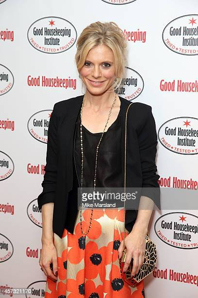 Emilia Fox attends the Good Housekeeping Institute launch party on October 16 2014 in London England