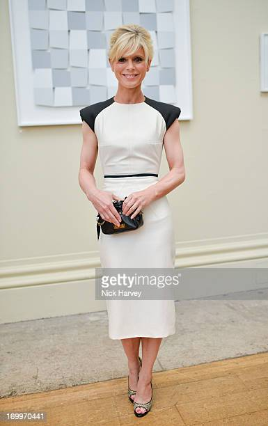 Emilia Fox attends the preview party for The Royal Academy Of Arts Summer Exhibition 2013 at Royal Academy of Arts on June 5 2013 in London England