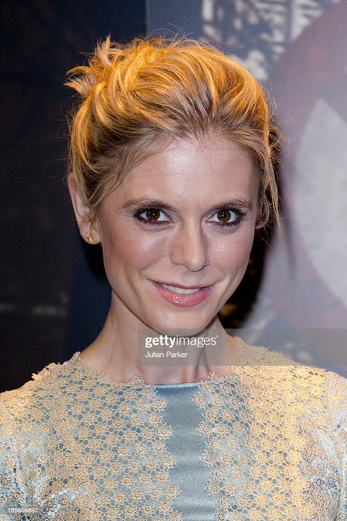 <a gi-track='captionPersonalityLinkClicked' href=/galleries/search?phrase=Emilia+Fox&family=editorial&specificpeople=210768 ng-click='$event.stopPropagation()'>Emilia Fox</a> attends the Specsavers Crime Thriller Awards at The Grosvenor House Hotel on October 24, 2013 in London, England.