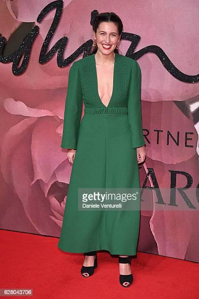 Emilia Wickstead attends The Fashion Awards 2016 on December 5 2016 in London United Kingdom