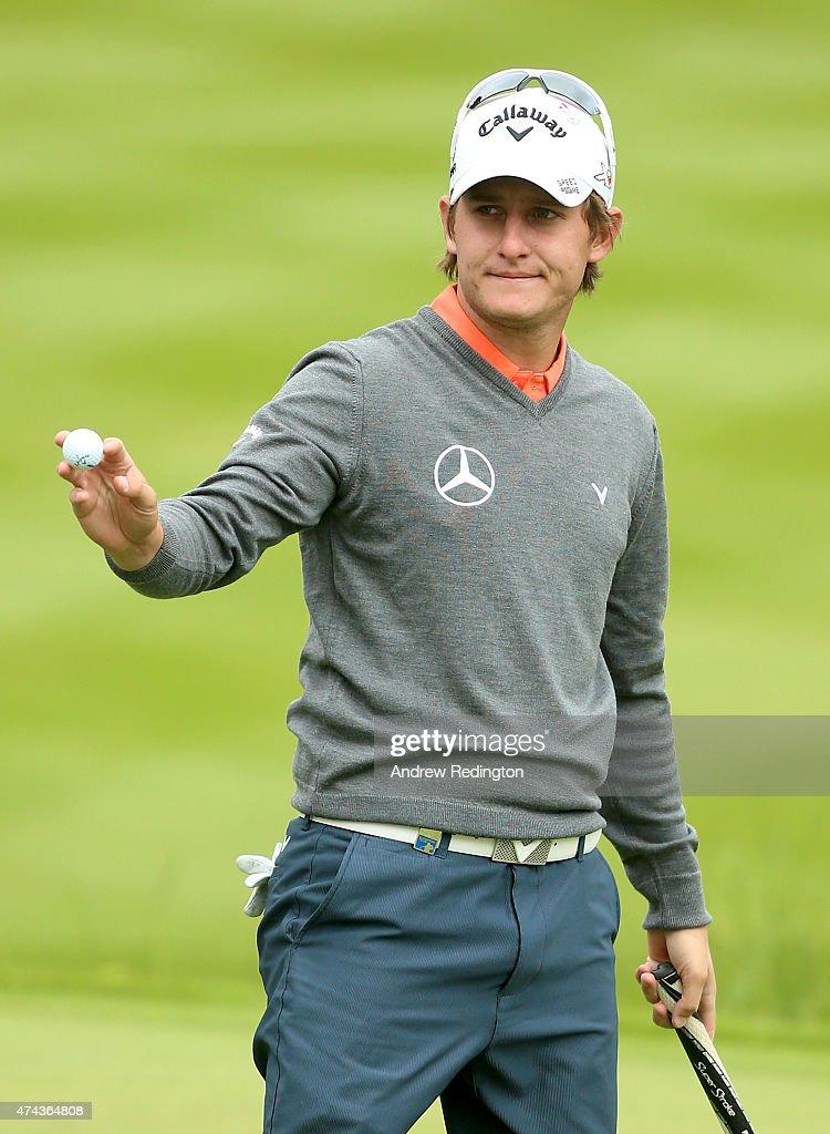 BMW PGA Championship - Day Two