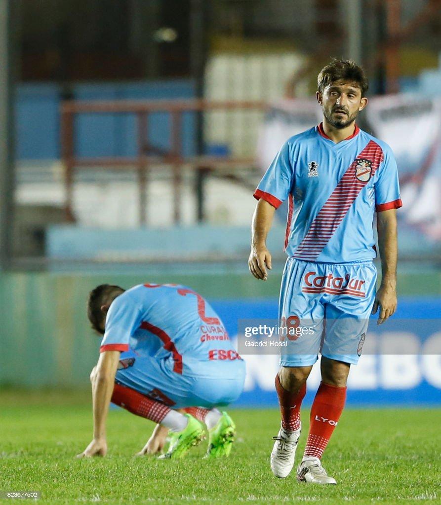 Arsenal v Sport Recife - Copa CONMEBOL Sudamericana 2017