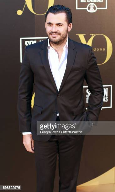 Emiliano Suarez attends the 'Yo Dona' International Awards at the Palacio de los Duques de Pastrana on June 19 2017 in Madrid Spain