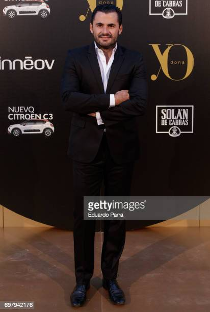 Emiliano Suarez attends the 'Yo Donna International Awards' photocall at Duques de Pastrana palace on June 19 2017 in Madrid Spain