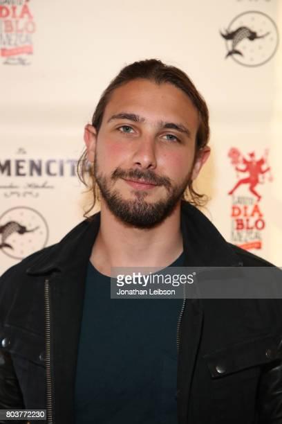 Emiliano Zurita attends the La Carmencita Celebrates Its Grand Opening on June 29 2017 in Los Angeles California