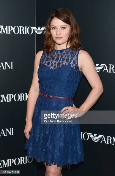 Emporio armani new york flagship opening photos and images for Armani new york
