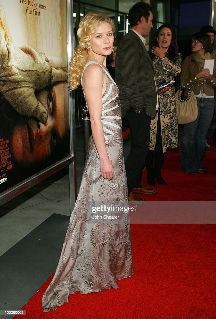 """The Hills Have Eyes"" Los Angeles Premiere"