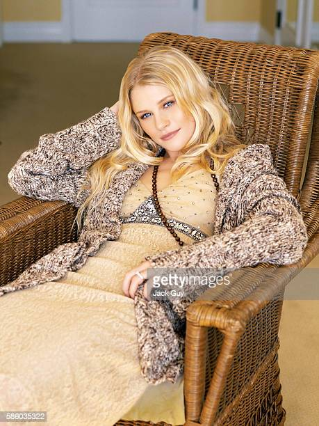 Emilie de Ravin is photographed for OK Magazine Australia on October 28, 2005 in Los Angeles, California. PUBLISHED